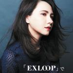ヘアループ EXLOOP フリー素材 薄毛 シークレット増毛 増毛 形状記憶